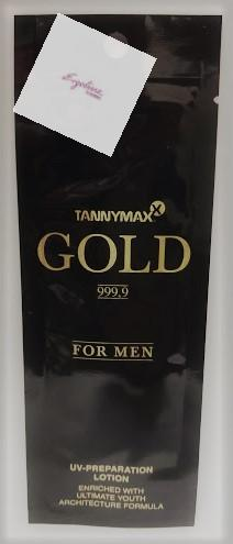 Tannymaxx Gold 999,9 For Men Lotion 13ml