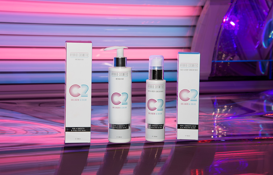 C2 Collagen & Color Concentrate 150ml
