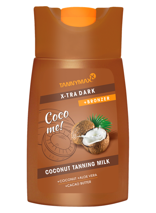 Xtra Dark Coconut Tanning Bronzer 200ml