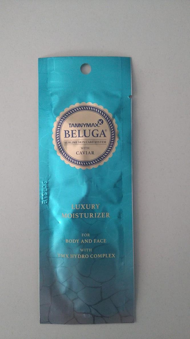 Tannymaxx Beluga Luxury Moisturizer 15ml