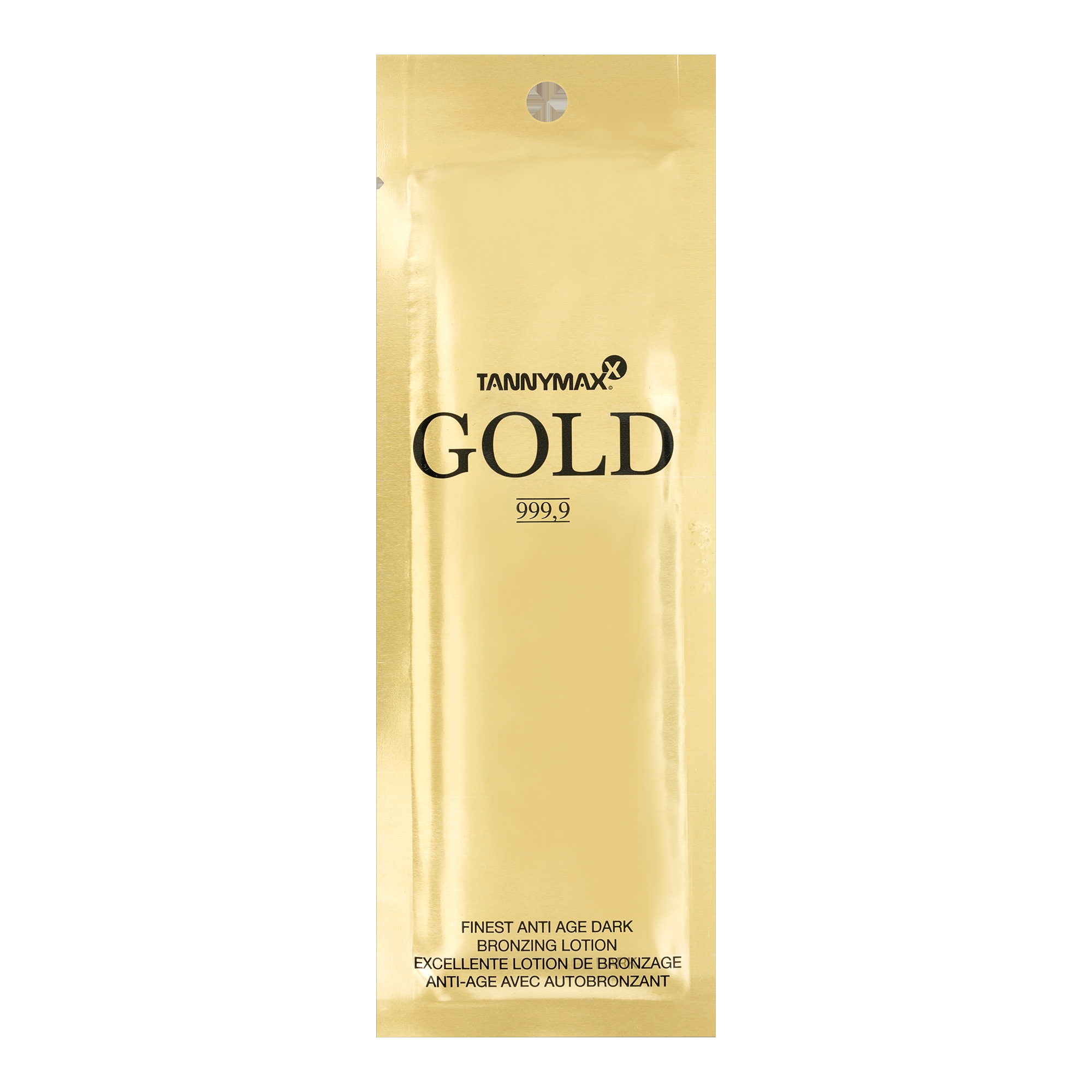 Tannymaxx Gold 999,9 Tanning  Anti - Age