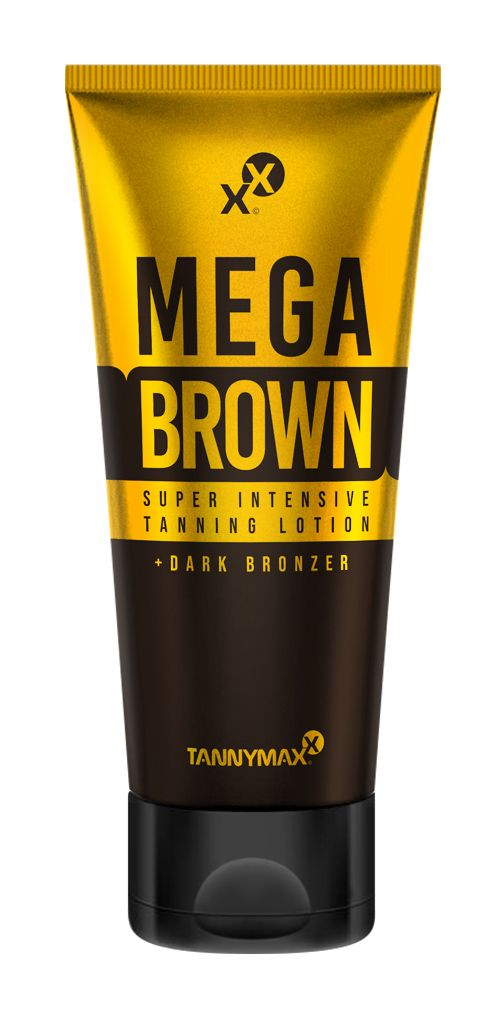 Tannymaxx MegaBrown Super Intensive Tanning Lotion 200ml