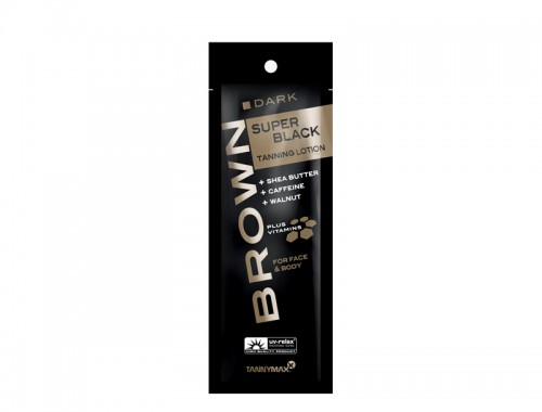 Tannymaxx Brown Super Black Tanning Lotion 15ml