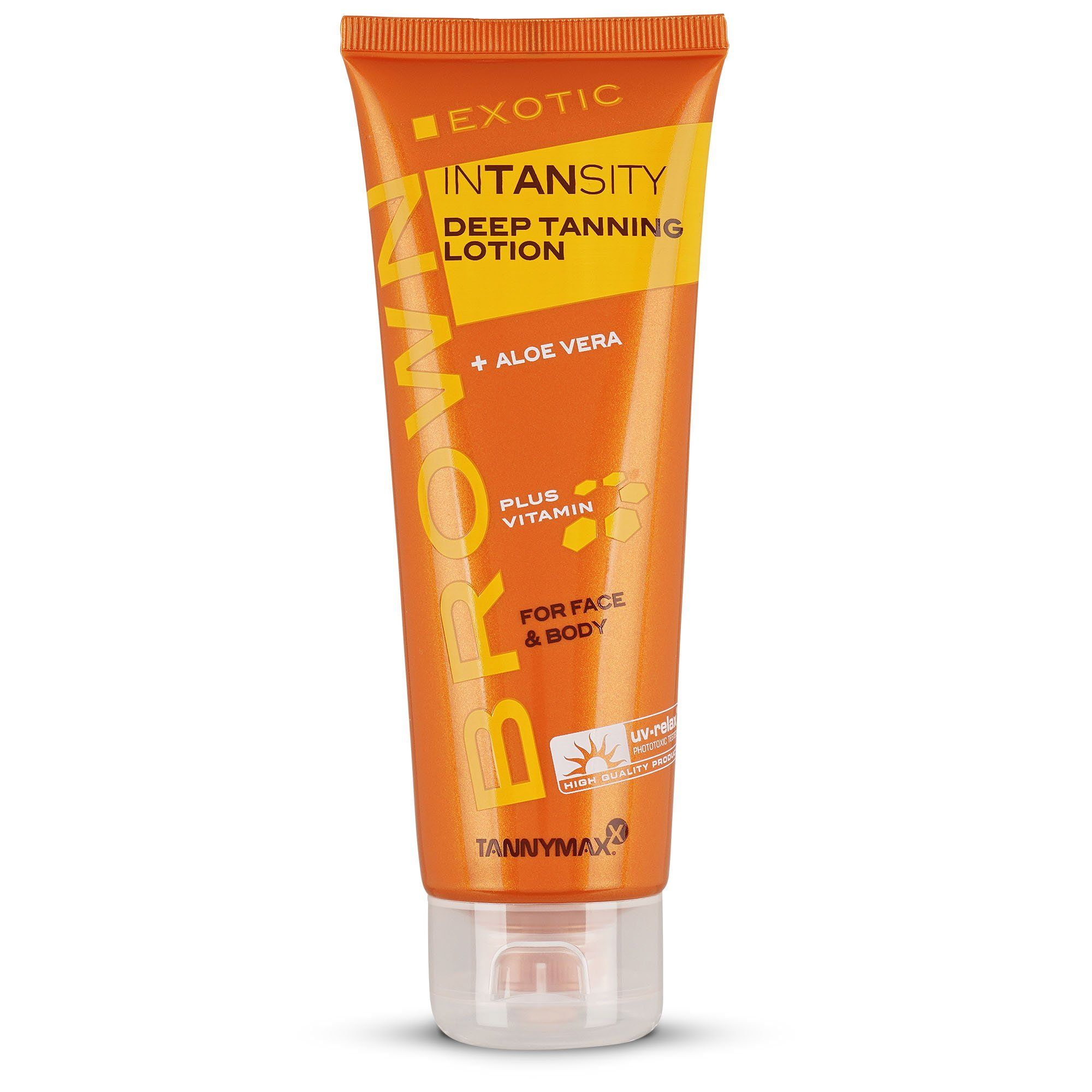 Tannymaxx Brown Exotic Intansity Tanning 125ml