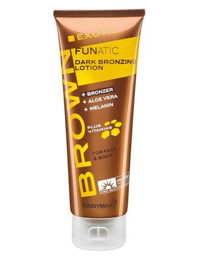 Tannymax Brown Exotic Funatic Bronzing 125ml