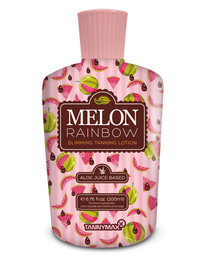 Tannymaxx Melon Rainbow Slimming Lotion 200ml