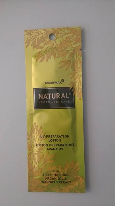 Natural Vegan Natural Preparation bez Bronzeru 13ml