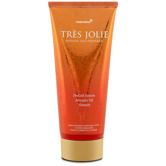Trés Jolie Intense Tan Preparer 200ml