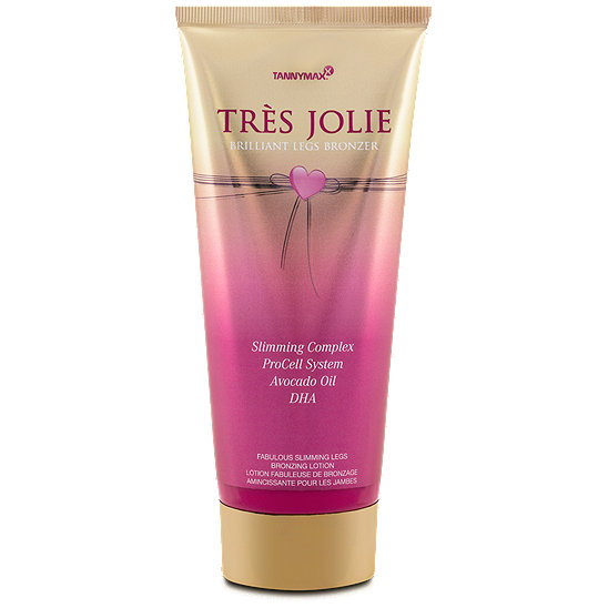 Trés Jolie Brilliant Legs Bronzer 200ml