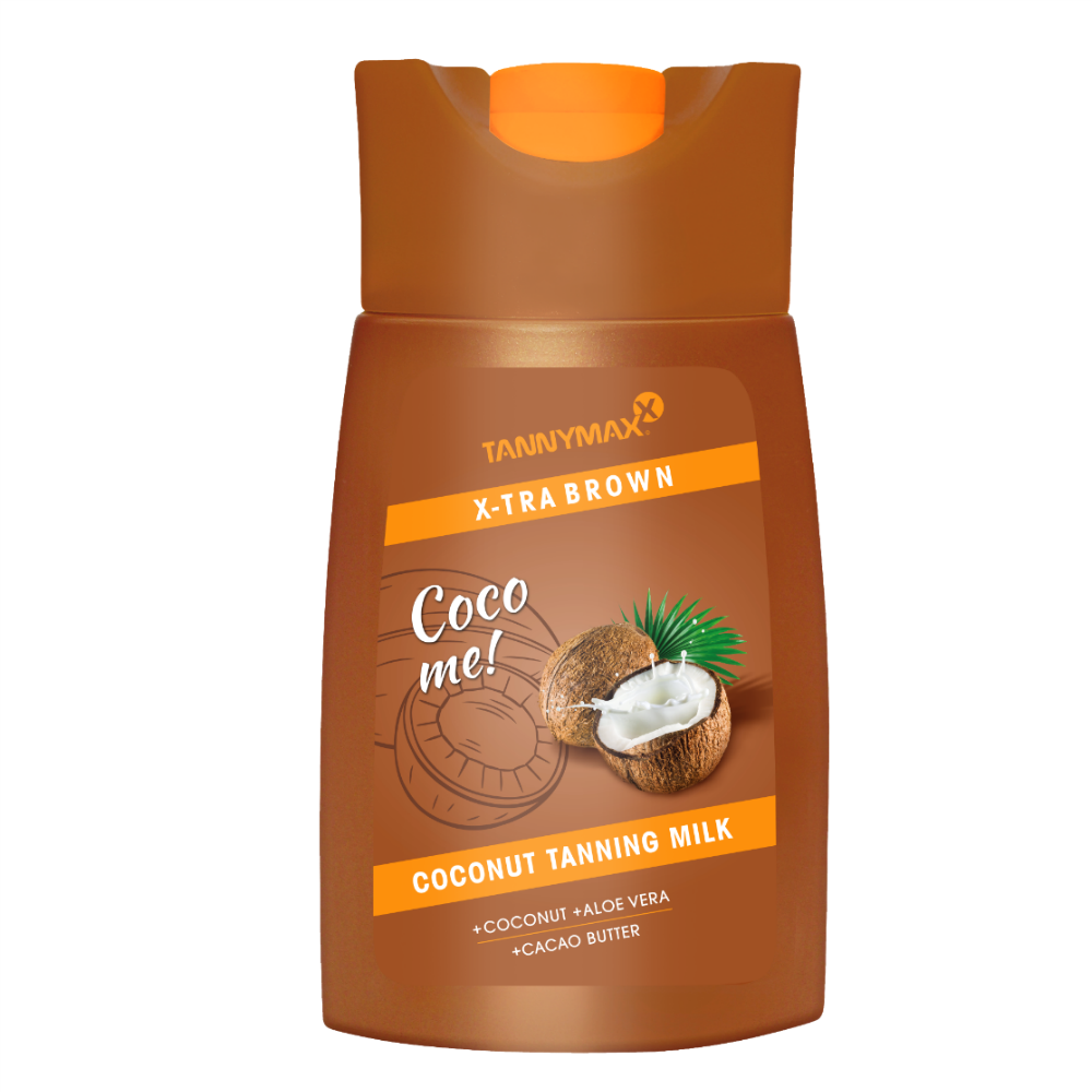 XTRA Brown Coconut Milk 200ml
