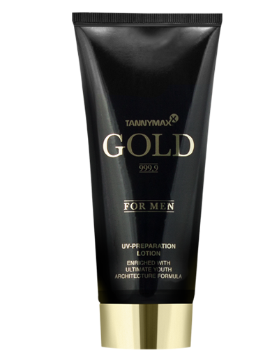 Tannymaxx Gold 999,9 For Men Lotion 200ml