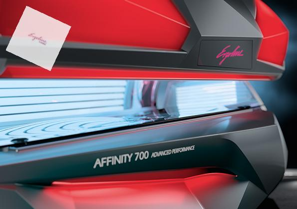Ergoline Affinity 700 Advanced Performance Twin Power